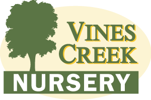 Vines Creek Nursery logo