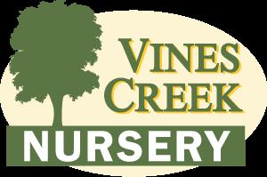 Vines Creek Nursery logo
